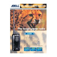 ABELL A-82 Analog Walkie Talkie UHF